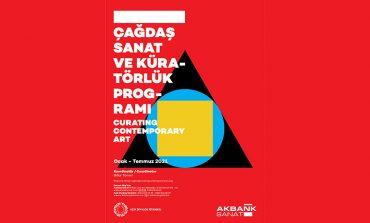 """Akbank Sanat """"Çağdaş Sanat ve Küratörlük"""" Seminer Programı Ocak 2021'de Başlıyor"""