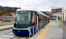 İBB'den İstanbul'a Yeni Yıl Hediyesi, Eminönü-Alibeyköy Tramvay Hattı