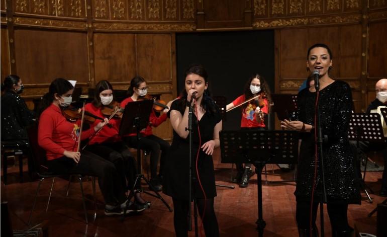 Kadıköy'lü Çocuklardan Caz Konseri