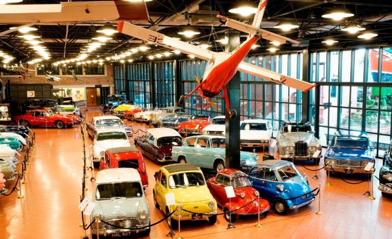 'En'lerin mekanı Rahmi M. Koç Müzesi