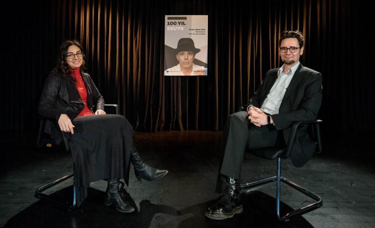 """""""100 Yıl Beuys"""" Seminer Dizisi Akbank Sanat'ta Başlıyor"""