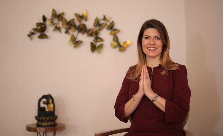 İpek Senem Aydın Bolluk Bereketin Kapılarını Aralamamıza Yardımcı Oluyor