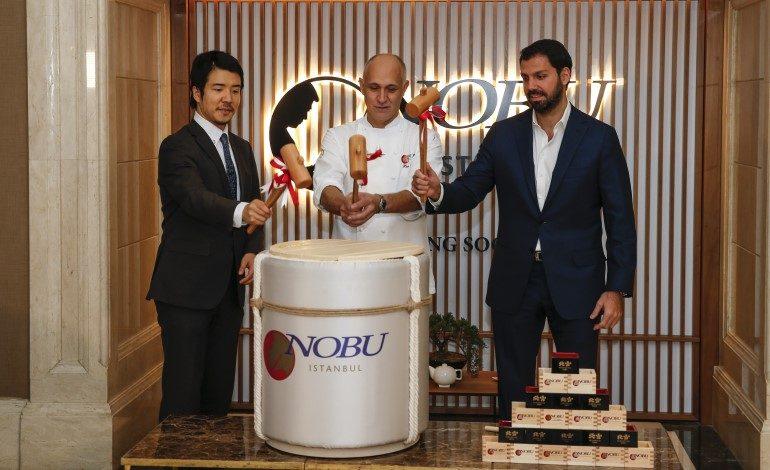 NOBU Istanbul, açılış tarihini geleneksel Japon seremonisiyle duyurdu