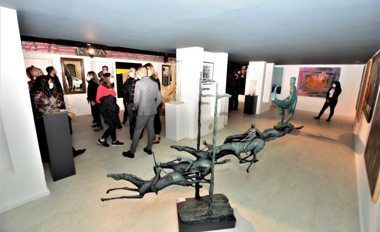 Kıbrıs Türk Toplumunun Simge Yazarları, Bronz Büstleri ile Surlariçi Şehir Müzesi'nde