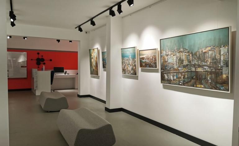 Cadde160 Art Gallery İstanbul'un kültür-sanat hayatına dahil oluyor