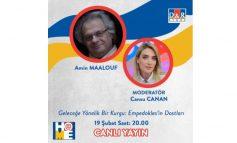 Amin Maalouf, Türk hayranlarıyla D&R Home'da buluşmaya hazırlanıyor
