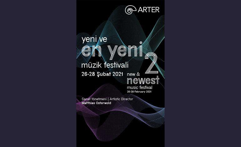 Arter'de Festival Heyecanı: Yeni ve En Yeni Müzik Festivali'nin İkincisi 26-27-28 Şubat'ta Çevrimiçi ve Ücretsiz Olarak Gerçekleşecek!