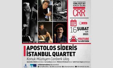 Cemal Reşit Rey(CRR) Konser Salonu'nda Bu Hafta Üç Konser İzleyiciyle Buluşuyor
