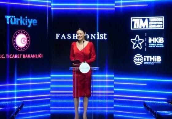 Fashionist Online Moda ve Hazır Giyim Fuarı'nın açılış töreni gerçekleşti