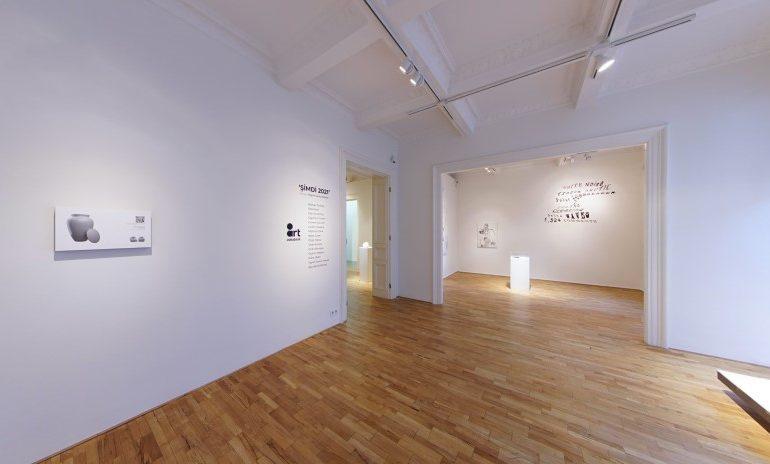 """O'Art, ilk online sergisi """"Şimdi 2021""""i sanat severlerle buluşturuyor"""