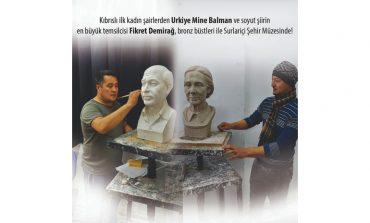 Kıbrıslı Şairler, Bronz Büstleri, Eserleri ve Özel Eşyalarıyla Lefkoşa Surlariçi Şehir Müzesinde!