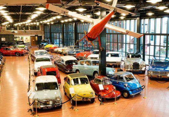 Rahmi Koç Müzesi Yeniden Açıldı