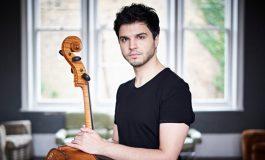 ÇEV Sanat Genç Yeteneklerinden Türk çello sanatçısı Jamal Aliyev Dünyanın 30 Yaş Altı En Önde Gelen 30 Müzisyeni arasında