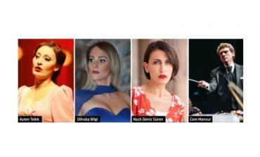 CRR'de Dünya Kadınlar Gününe Özel İki Konser
