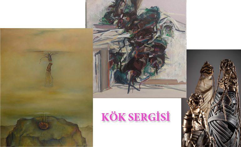 Galeri Diani Bahar Sergisi; Yedi Güçlü Kadın Kök Adlı Serfiyle Galeri Diani'de