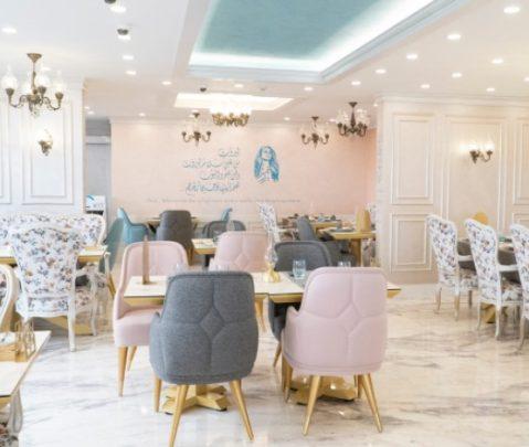 """""""Lübnan Mutfağının YeniGözdesi''L'Beirut Lebanese Restaurant NisanAyında Kapılarını Açıyor"""