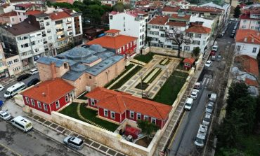 Üsküdar Belediyesi Tarihi Selimiye Hamamı'nı Yeni Nevmekan Olarak Hayata Geçirdi