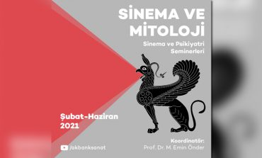 """Sinema ve Mitoloji"" Sinema & Psikiyatri Semineri Nisan Programı"