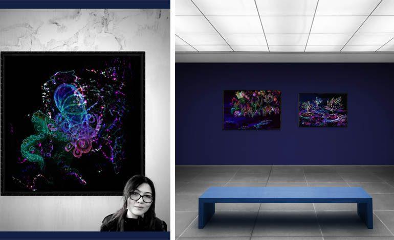 Tayvanlı Türk Sanatçının İstanbul'daki Sergisi Açılıyor