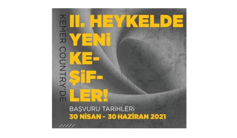 """""""II. Heykelde Yeni Keşifler"""" Yarışması Tamamlandı"""