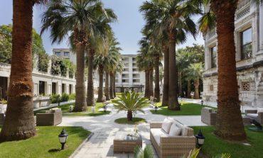 Saray'da Yepyeni Bir Açık Hava Etkinlik Bahçesi: 'Secret Garden'