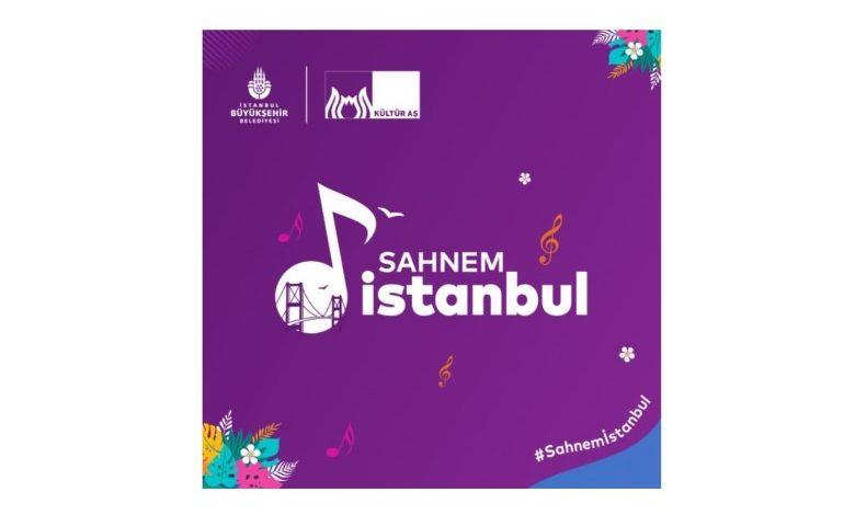 "İBB'DEN YENİ KONSER SERİSİ: ""SAHNEM İSTANBUL"""