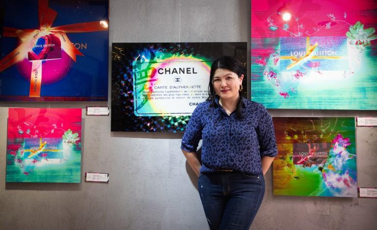 Tayvanlı Türk sanatçı Melek Kocasinan (Gao Anqi)'ın İstanbul'da sergilenen yeni serisi Dream Objects – Düş Nesneleri!