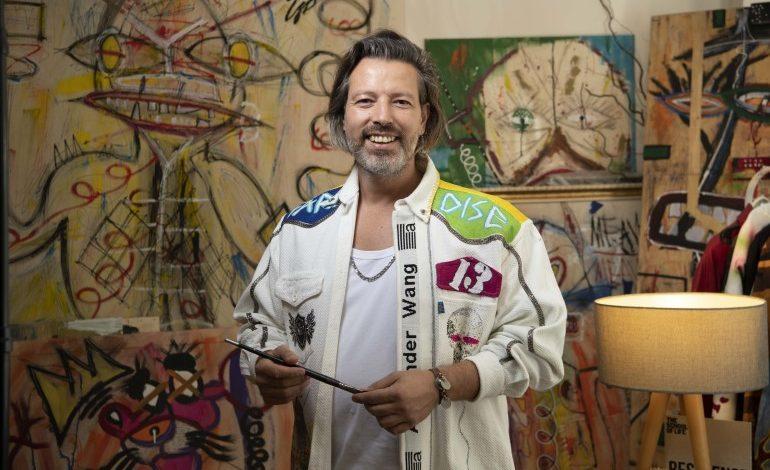 Aktivist resim sanatının dışavurumcu çocuğu Ulaş Bakır'ın ilk solo sergisi 14 Eylül'den itibaren Gama Art Gallery'de!