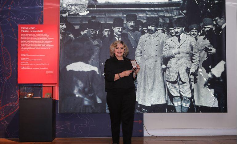 Türkiye İş Bankası Müzesi'nden İstiklal Madalyası Mirasçılarına Çağırı