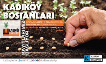 İstanbul'un göbeğinde ekolojik tarım