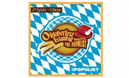 Oktoberfest Heyecanı Başlıyor