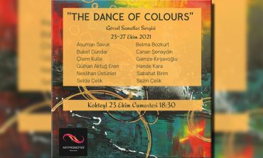 """""""The Dance of Colours"""" Karma Görsel Sanatlar Sergisi 23 - 27 Ekim 2021 Tarihlerinde Sanat Severleri Bekliyor"""
