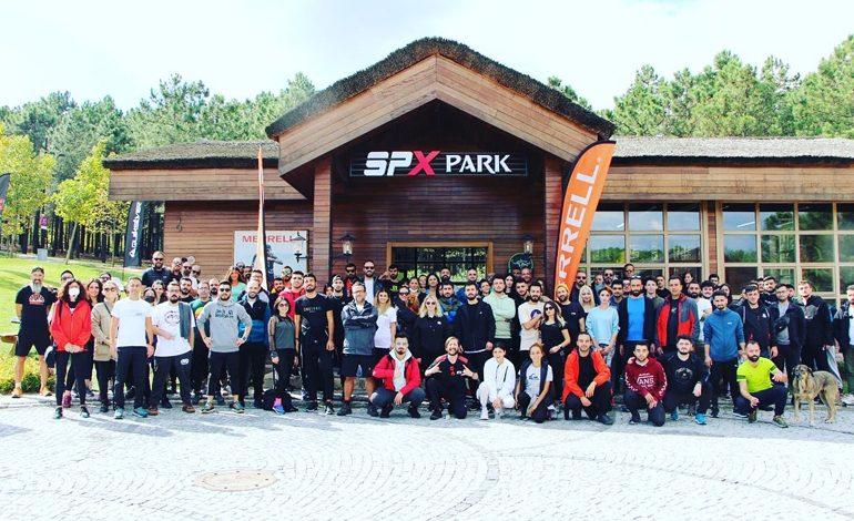 """Kemerburgaz Kent Ormanı, """"SPX Park"""" sporseverlerin buluşma noktası olacak"""