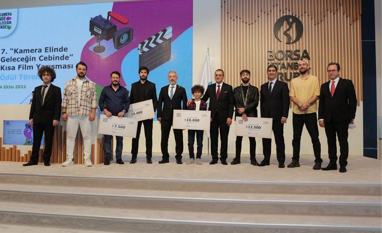 TSPB'nin Düzenlediği Kısa Film Yarışması Sonuçlandı