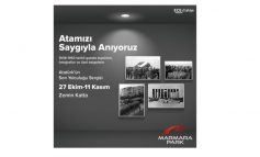 Atatürk'ün Son Yolculuğu Çok Özel Bir Sergiyle Marmara Park'ta!