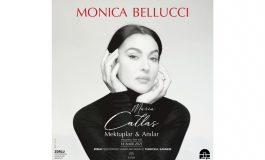 Monica Bellucci Türkiye'de Tiyatro Sahnesine Çıkıyor