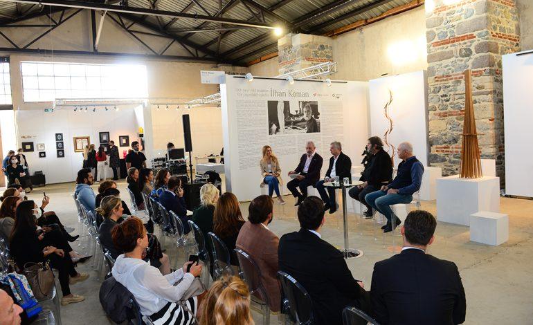 'Sanatta İleri Dönüşüm ve Sürdürülebilirlik' Paneli